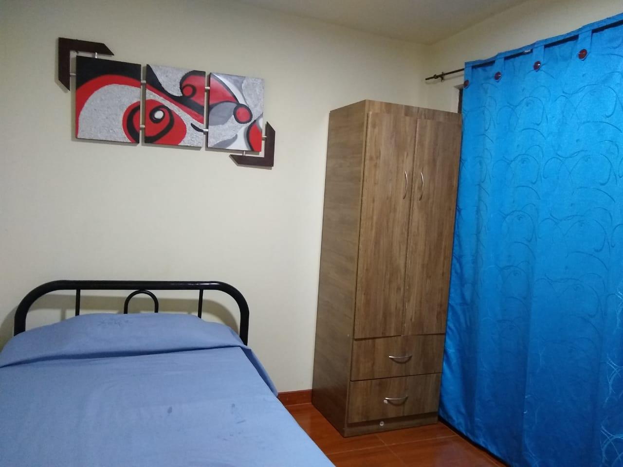 Cuarto con Baño Compartido HUM02 | Habitación U | Vivienda ...